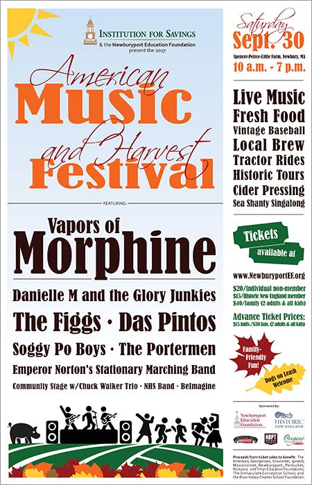 American Music & Harvest Festival